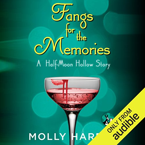 Fangs for the Memories audiobook cover art