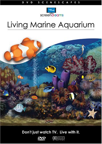 Living Marine Aquarium DVD