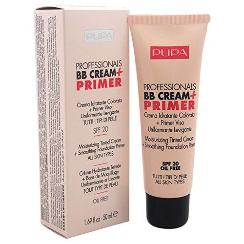 Pupa BB Cream + Primer 001 Light
