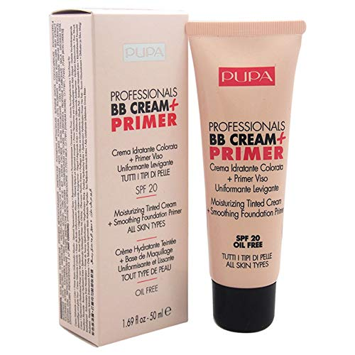 Pupa Professionals BB Cream & Primer 001 Nude Krem...