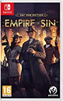 Empire Of Sin Day One Edition (Nintendo Switch) (輸入版)