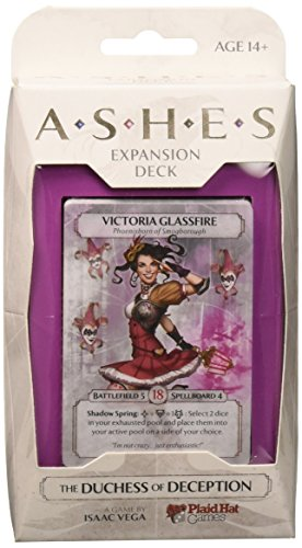 Ashes The Duchess of Deception Board Game
