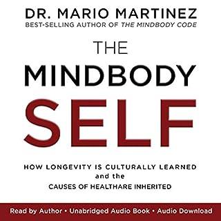 The MindBody Self audiobook cover art