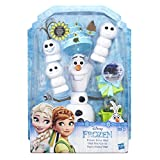 Frozen Disney Muñeco, color blanco (Hasbro B5167EU0) , color/modelo surtido