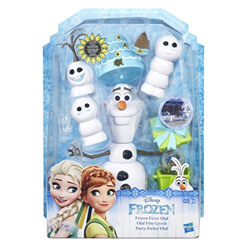 Frozen Disney Muneco, color blanco (Hasbro B5167EU0) , color/modelo surtido