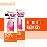 Sally Hansen Treatment Big Polish Guards Cuticle Protectors, 24 Count (Pack of 2)