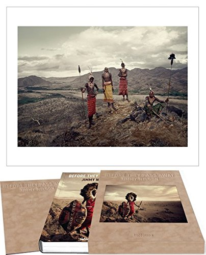Before they pass away print (Vol. 2) (Collector's edition signed photo print)