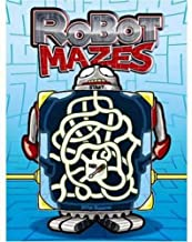 Robot mazes (Dover للأطفال من النشاط كتب)