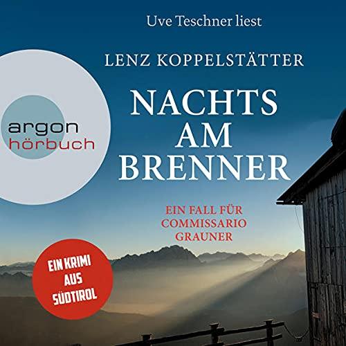 Nachts am Brenner Titelbild