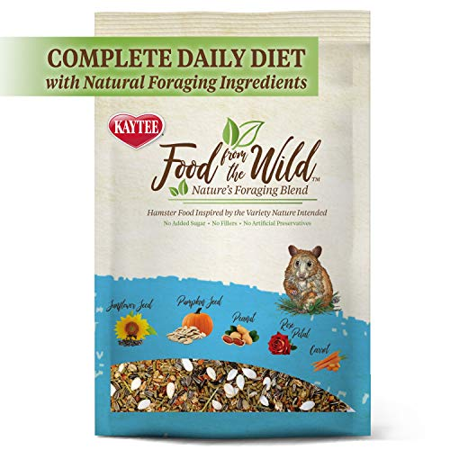 Food from The Wild Hamster