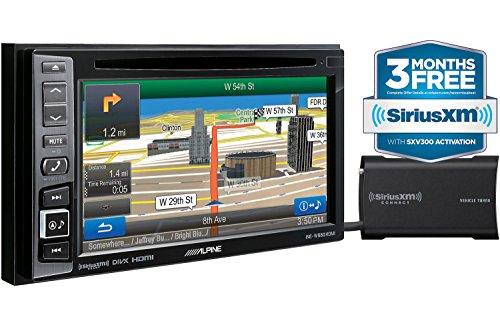 Alpine INE-W960HDMI Audio/Video/Nav System with Sirius XM SXV300 tuner