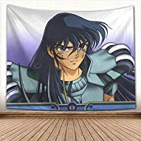 New De Saint Seiya Wall Hanging Tapestry Home Party Decorative Tapestries Photo Background Cloth Table Cloth Wall Tapestry 150x100cm