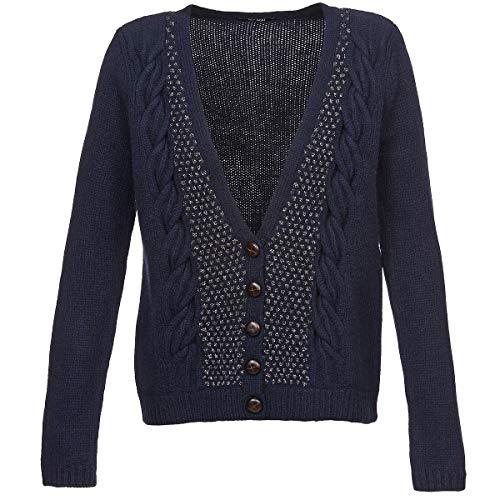 Kookaï Madelene Pullover & Strickjacken Damen Marine - EU XS (T0) - Strickjacken Sweater