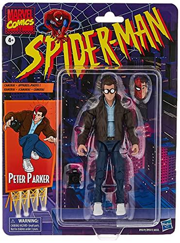 Spiderman - Legends Vintage Pepperoni (Hasno E93195X0)