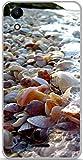 ONOZO Soft TPU Gel Case for Wiko Rainbow Up Design Beach