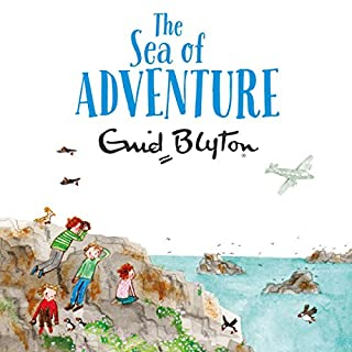 The Sea of Adventure cover art