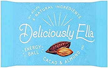 Deliciously Ella Cacao Almond Energy Ball 40g Estimated Price : £ 8,37