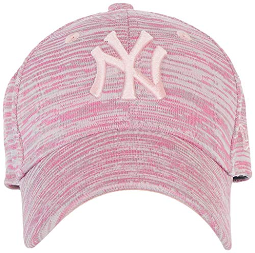 New Era Eng Fit 9Forty Damen Adjustable Cap NY Yankees Rosa, Size:ONE Size
