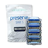 Preserve Five Blade Replacement Cartridges