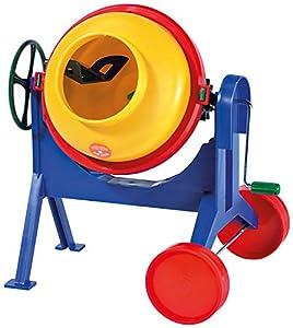 Simm 05003 - Mezcladora de hormigón de Juguete con manivela