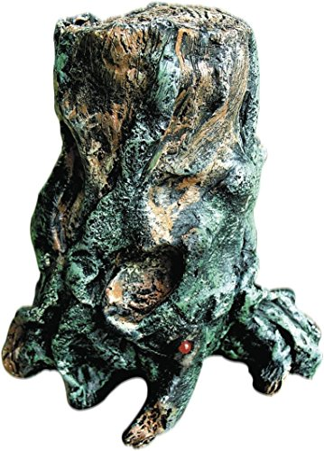 Reptizoo 2.4.23.504 Stamm HTS0515 Heizung, 14 x 13 x 15,5 cm, Grün / Braun