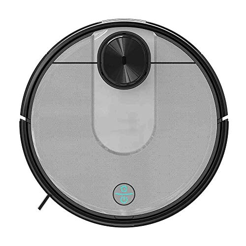 Buy Robot Vacuum Cleaner, 2100Pa Strong Suction Self-Charging Robot Vacuum Cleaner LDS Sensor 2 in 1...