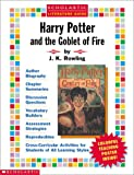Harry Potter and the Goblet of Fire Literature Guide (Scholastic Literature Guides)