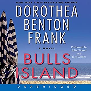 Bulls Island audiobook cover art