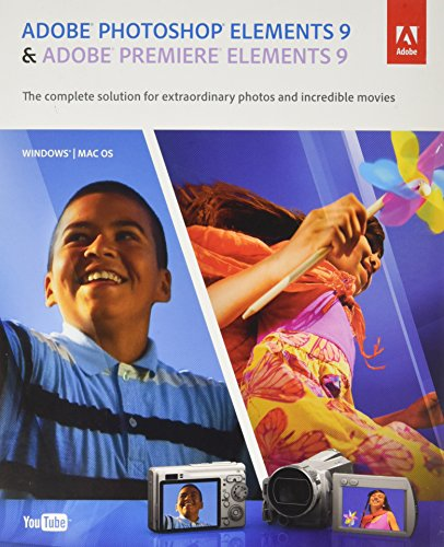 Adobe Photoshop Elements 9 & Adobe Premiere Elements 9 englisch