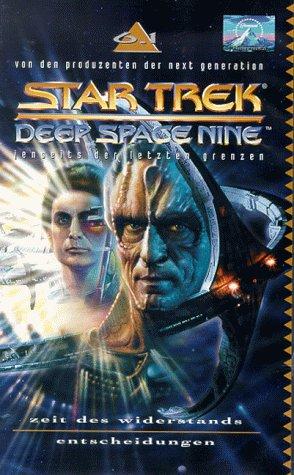 Star Trek - Deep Space Nine 6.01: Zeit des Widerstands/Entscheidungen