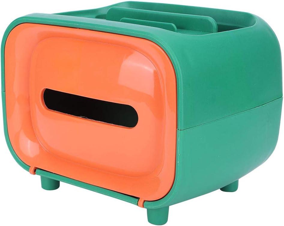 magn/ético para el hogar familiar caja para pa/ñuelos Classic Grey caja para pa/ñuelos impermeable antideslizante Recipiente para pa/ñuelos /íntimos