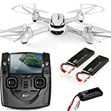 Hubsan H502S X4 FPV RC Quadcopter Drone with Two of Battery