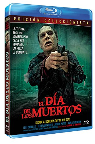 El Día de los Muertos BD 1985 George A. Romero's Day of the Dead [Blu-ray]