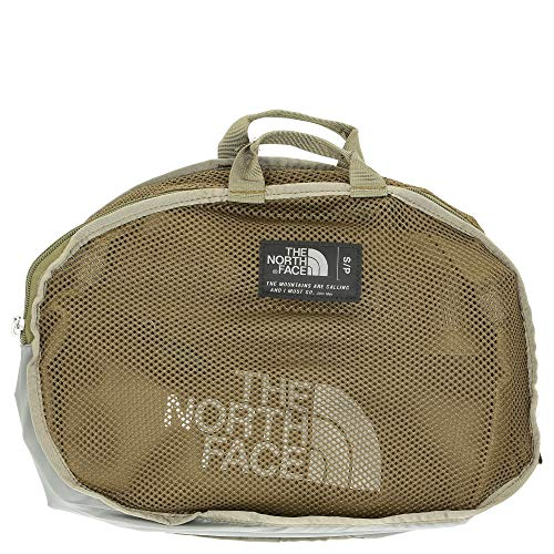 The North Face Base Camp Duffel - Small TNF Red/TNF Black 2