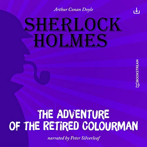 The Adventure of the Retired Colourman cover art