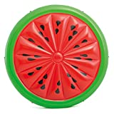 Intex Watermelon, Inflatable Island, 72' X 9'