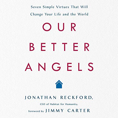 Our Better Angels audiobook cover art