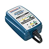TecMate OptiMATE 1 DUO, TM-409, 4-step 12V / 12.8V 0.6A battery charger & maintainer