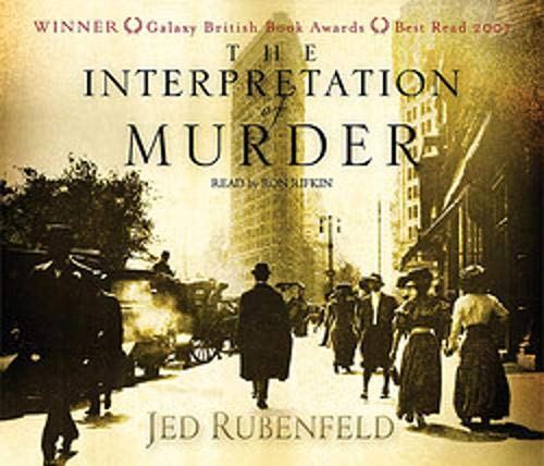 『The Interpretation of Murder』のカバーアート