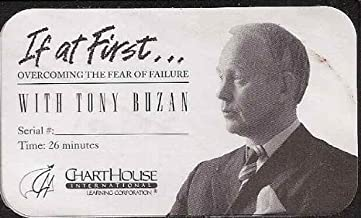 If at First... Overcoming the Fear of Failure in the Workplace with Tony Buzan