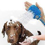 CHEN Accesorio de Ducha para Mascotas, Ducha Bañera Compatible con Manguera de jardín al Aire Libre, Ideal para bañar a niños, Lavar Mascotas y Limpiar la bañera