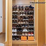 InnovaGoods - Scarpiera (45 paia), 91 x 140 x 25 cm