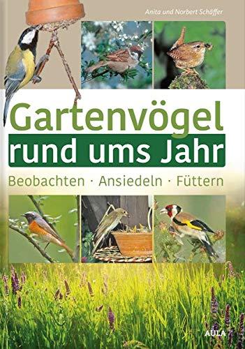 Gartenvögel rund ums Jahr: Beobachten – Füttern – Ansiedeln