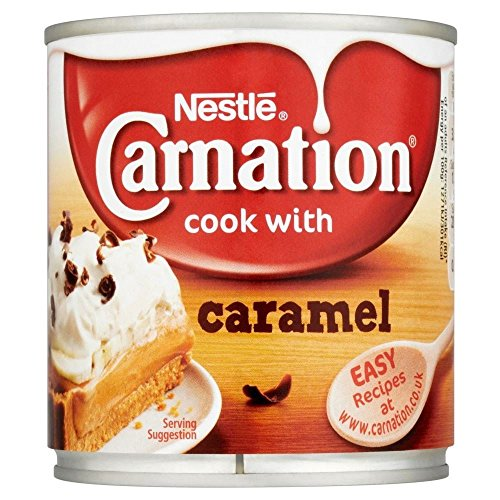 Nestle Carnation Caramel (397g) - Packung mit 2