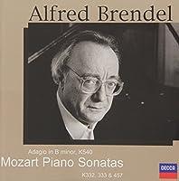 Mozart: Adagio in B minor, Piano Sonatas K 332, 333, & 457 (2001-10-09)