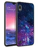 BENTOBEN Samsung Galaxy A10 Case, Galaxy A10 Case Nebula,