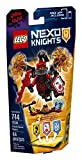 LEGO Nexo Knights 70338 Ultimate General Magmar Building Kit (64...