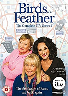 Birds Of A Feather - The Complete ITV Series 2