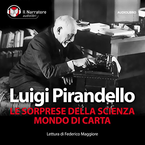 Le sorprese della scienza - Mondo di carta audiobook cover art