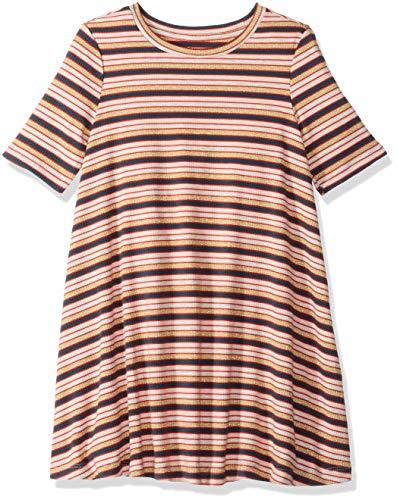 Gymboree Girls' Big Long Sleeve Casual Knit Dress